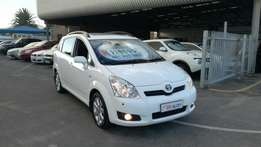 Immaculate 2007 Toyota Verso 1.8 TX 7 Seater