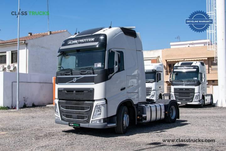 Volvo FH13 500 4x2 XL Euro 6 VEB+, RBS - 2018