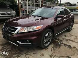 Honda Crosstour Ex-L 2013 fullest option