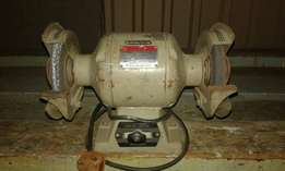 Bench grinder for sale. Heavy duty