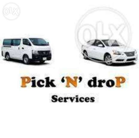 Pick and drop services