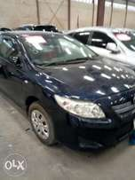 Toyota Corolla 2008 (Manual) (Buy and Drive)