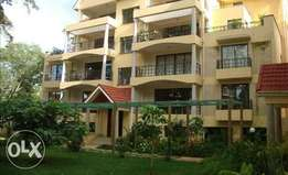 Westlands 3 bedroom fully furnished and serviced apartment 150k