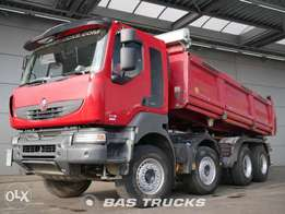 Renault Kerax 460 - To be Imported