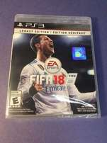 Black friday Deals FIFA 18 For Playstation 3