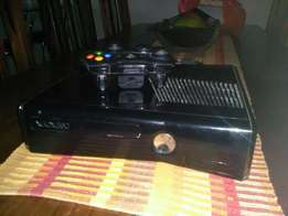 Xbox 360 with 50+ games for sale or swop