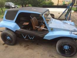 1986 VW Beetle Beach Buggy 1600