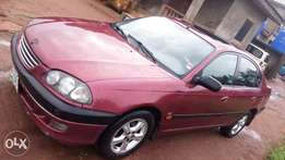Fairly used Avensis