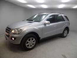2009 Mercedes-Benz ML350 Automatic