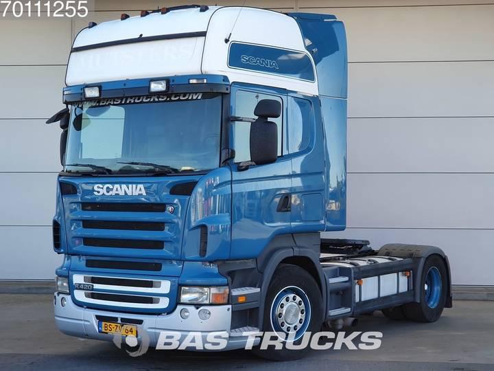 Scania R420 4X2 Retarder 3-Pedals Euro 5 - 2007