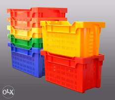 Storage & Transportation Crates(for tomatoes & fruits)