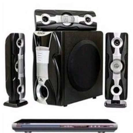 Djack Bluetooth Home Theatre Lagos Mainland - image 3