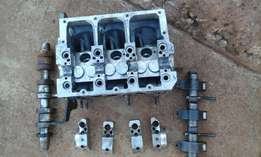polo 1.4 tdi 'AMF'engine 3 cylinder head
