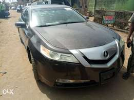 2011 acura TL tokunbo full options