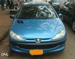 Perfect Peugeot 206 for grab