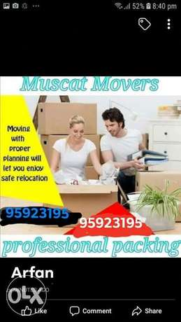 The Movers services