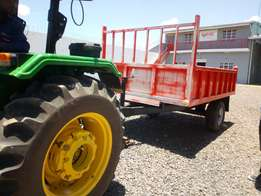 5.5ton tipping trailer,