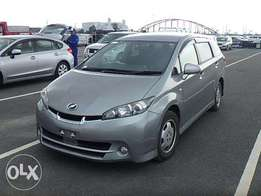 New Arrival Toyota Wish