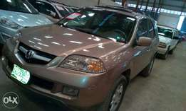 First today and cooling AC, Acura MDX 2004