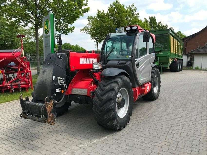 Manitou mlt 840 - 2017
