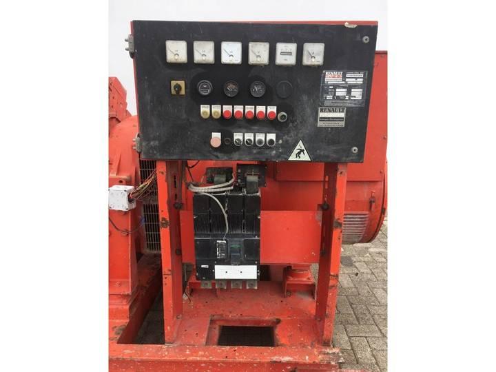 Cummins KTA38G1 - 780 kVA Generator - DPX-11547 - 1988 - image 11