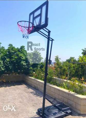 basketball hoop - outdoor