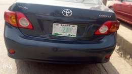 Used Toyota corolla 2009 manual Gear
