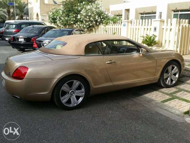2008 Bentley Continental GTC Individual Edition