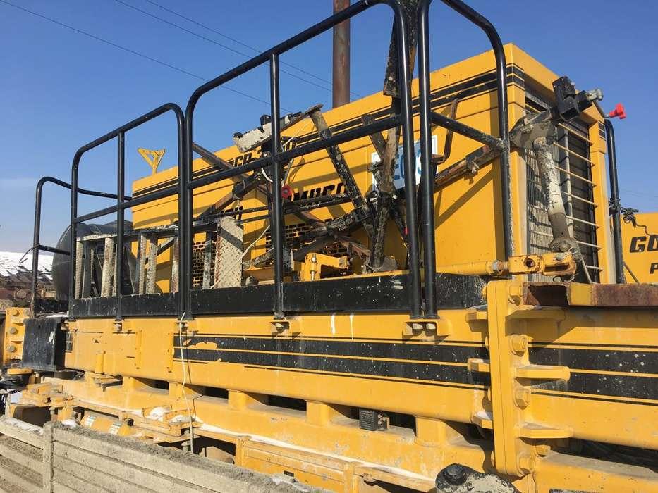 Gomaco GP-2400 - 2012