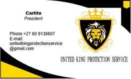 V.I.P protection, all security needs