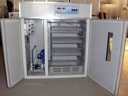 1056 eggs incubator fully automated with hutchers