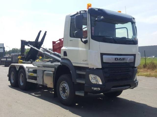 DAF CF 480 FAT 6x4 Construction Day Cab met Motor PTO, RC Marrel