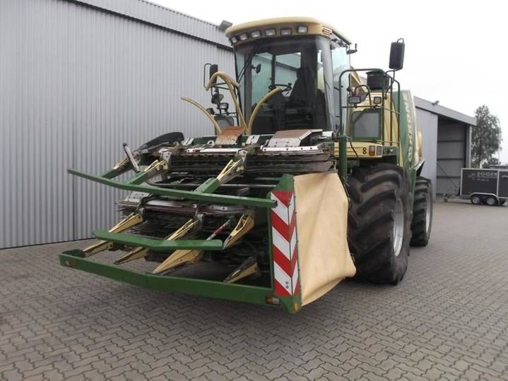 Krone big x 1000 - 2010