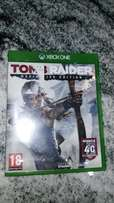 Tombradider definitive edition for sale