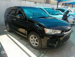 Mitsubishi outlander Roadest KCN number 2010 model loaded with, good