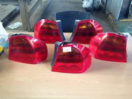BMW E90 taillights for sale.