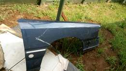 Left and right side Audi 500 Turbo fender at R650 each.