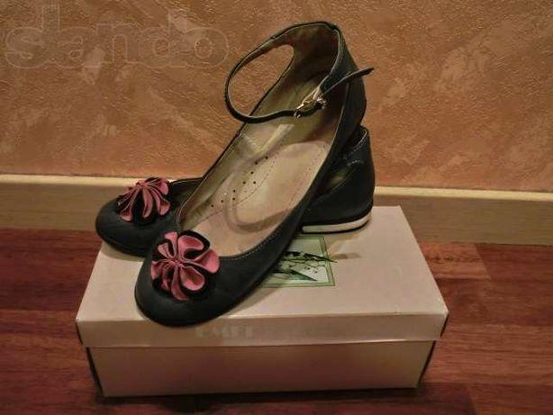 Туфли для девочки EMEL  500 грн. - Дитяче взуття Інженерний на Olx 589fa1c71811f
