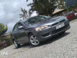 2010 Mitsubishi Galant Fortis. Fully loaded