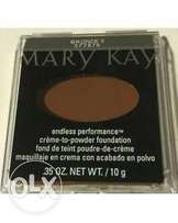 Mary Kay creme to powder