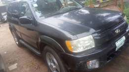 Infinity Qx4 first body 2001