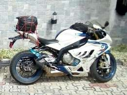 BMW S1000rr sportsbike for sale