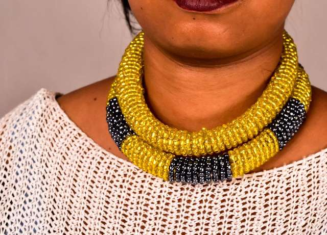 Beaded Rope Necklace at Wholesale Price City Centre - image 3