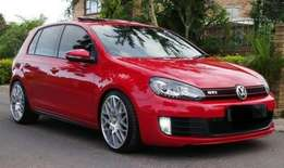 Golf 6 gti with 31000 kms