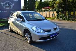 2012 Nissan Tiida in good condition