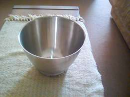 Kenwood Chef stainlesteel mixing bowl