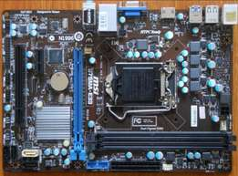 core i3 cpu and board and ram