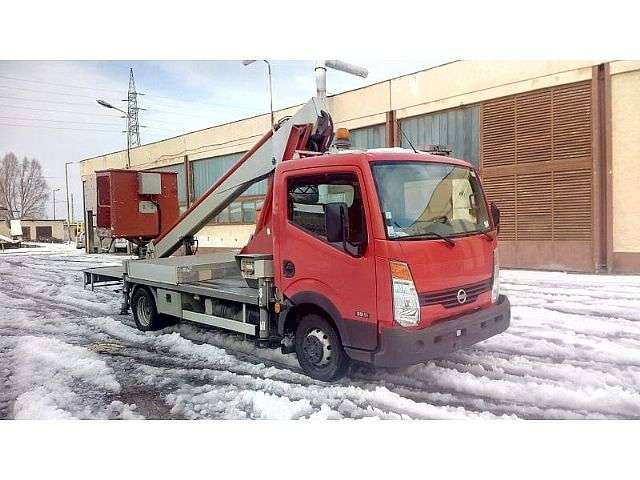 Nissan Cabstar Multitel 160 Alu Ds - 2007
