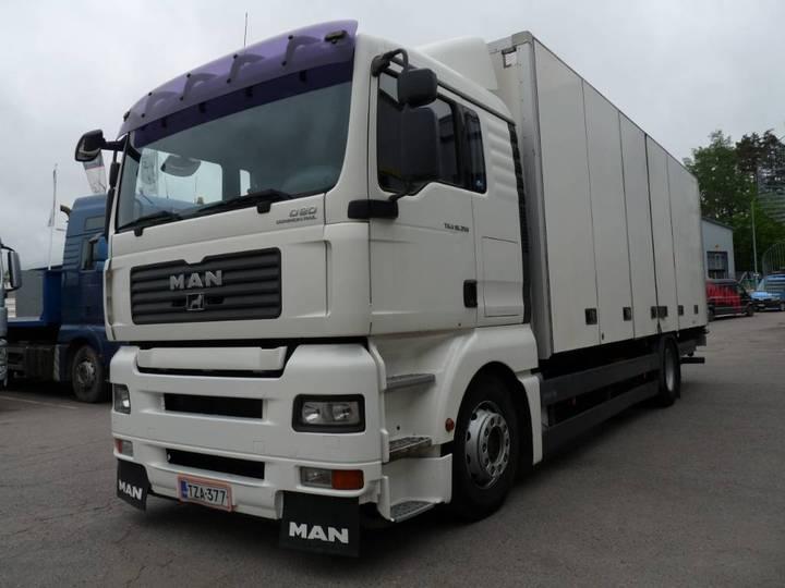 MAN Tga 18.350 4x2 Ll - 2006