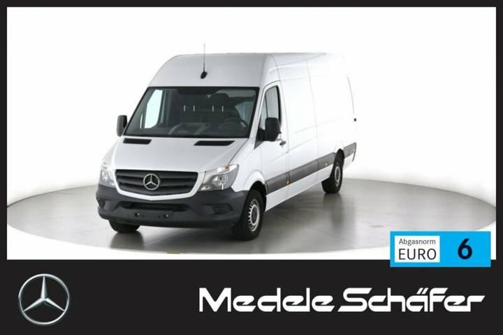Mercedes-Benz Sprinter 316 CDI Kastenw. L2H3 Klima Euro6 PDC - 2018